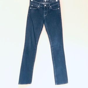 "7FAMK straight"" Jeans"